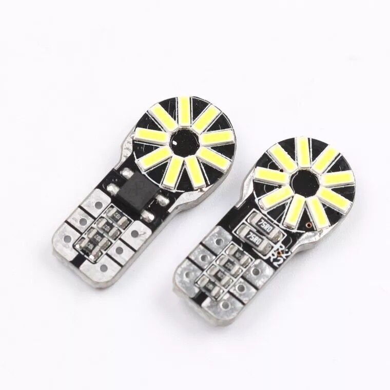 2017 New LED T10 18SMD 3014